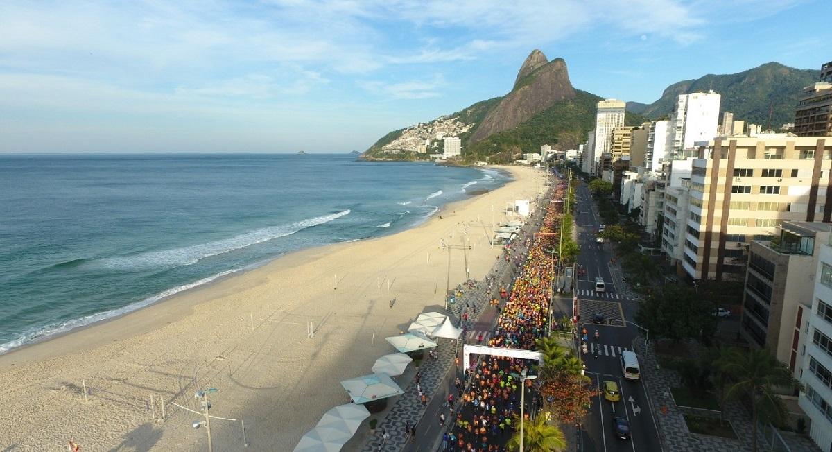 Rio Half Marathon, programada para o dia 16 de agosto de 2020, foi transferida. A nova data será no dia 24 de janeiro de 2021.
