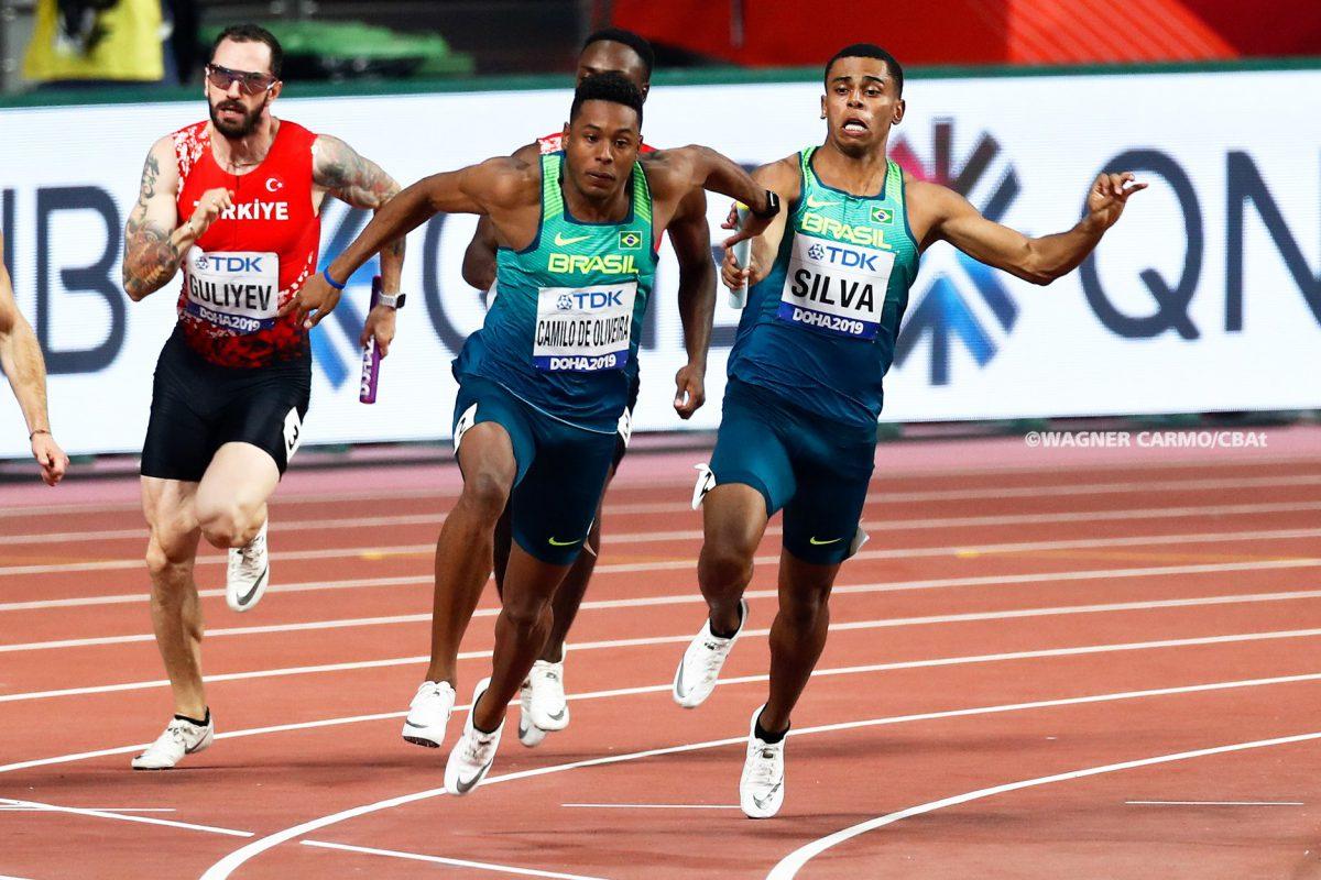 Novos índices olímpicos só serão aceitos a partir de 1º de dezembro