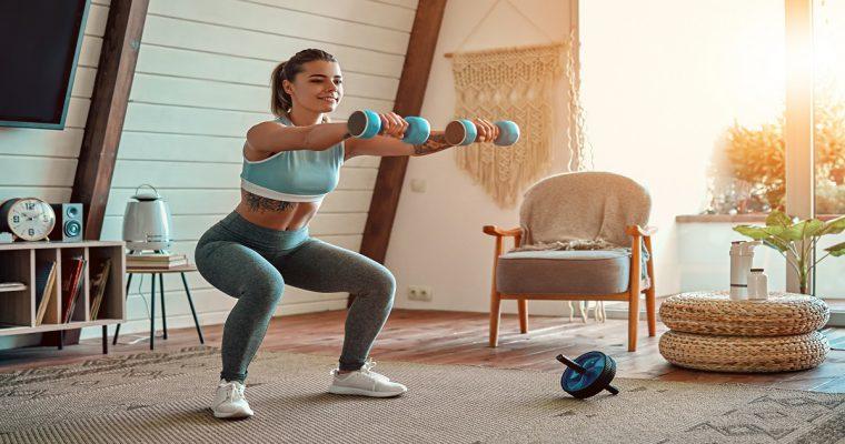 Especialista dá seis dicas para evitar lesões treinando em casa - Webrun