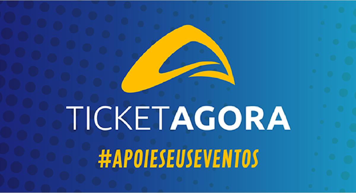 Ticket Agora lança campanha de descontos #Apoieseuseventos