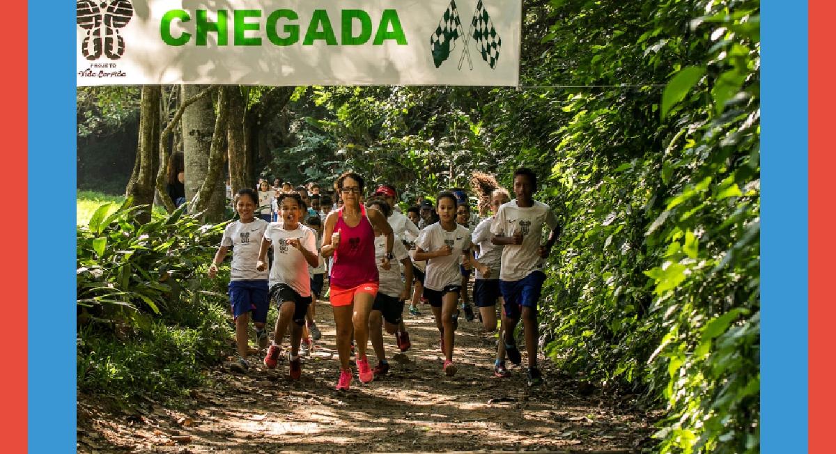 Corredoras e Projeto Vida Corrida ajudam ONG durante a pandemia - Foto: Divulgação