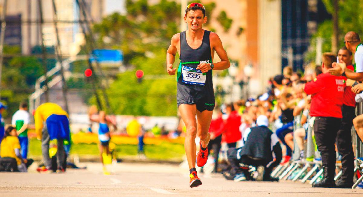 Vídeo reforça a importância do distanciamento e relembra a emoção das corridas
