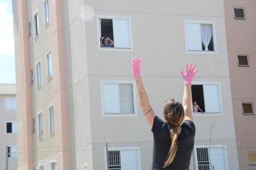 Prefeitura de São Paulo incentiva atividade física em casa durante quarentena