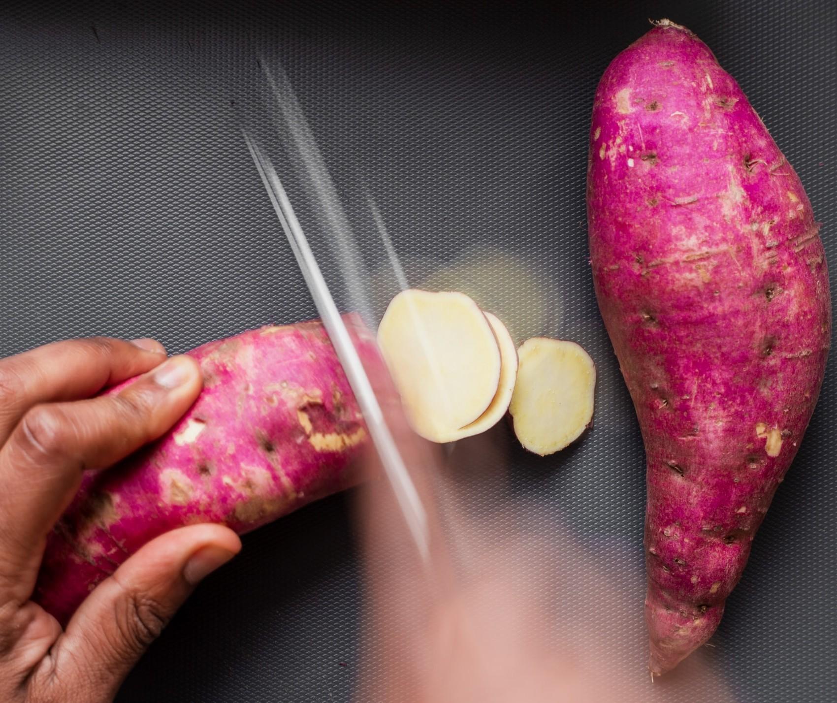 tipos de batata