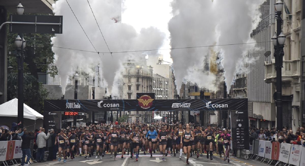 Corrida Mulher-Maravilha São Paulo 2020 é adiada para novembro
