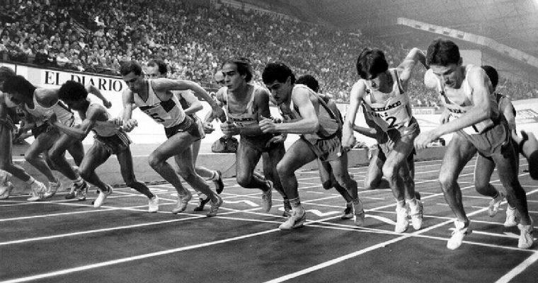 Registros apontam que os gregos já praticavam atletismo por volta do século 14 a.C Foto: Donostia Kultura/CC BY-SA 2.0