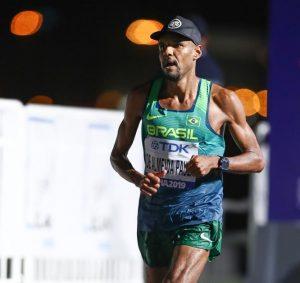 Maratonistas buscam a tranquilidade para treinar de olho em Tóquio-2021