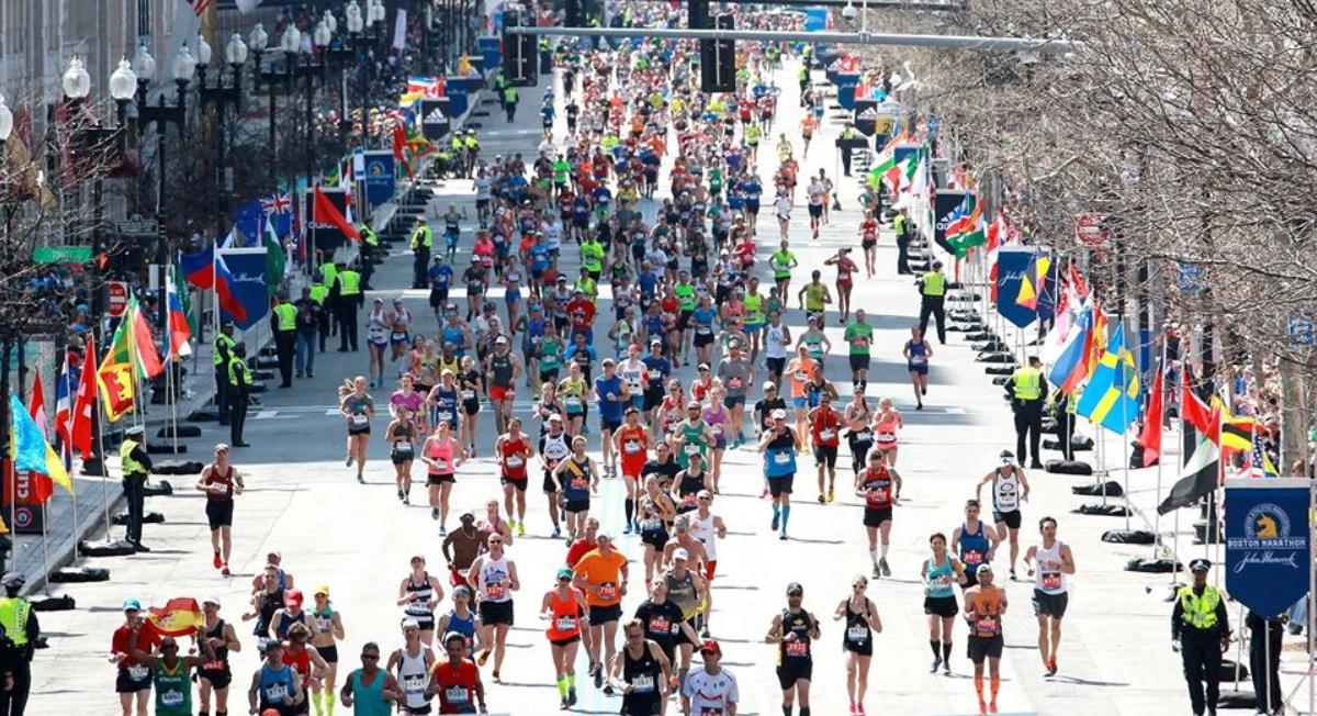 Coloca 124ª Edição da Maratona de Boston será virtual