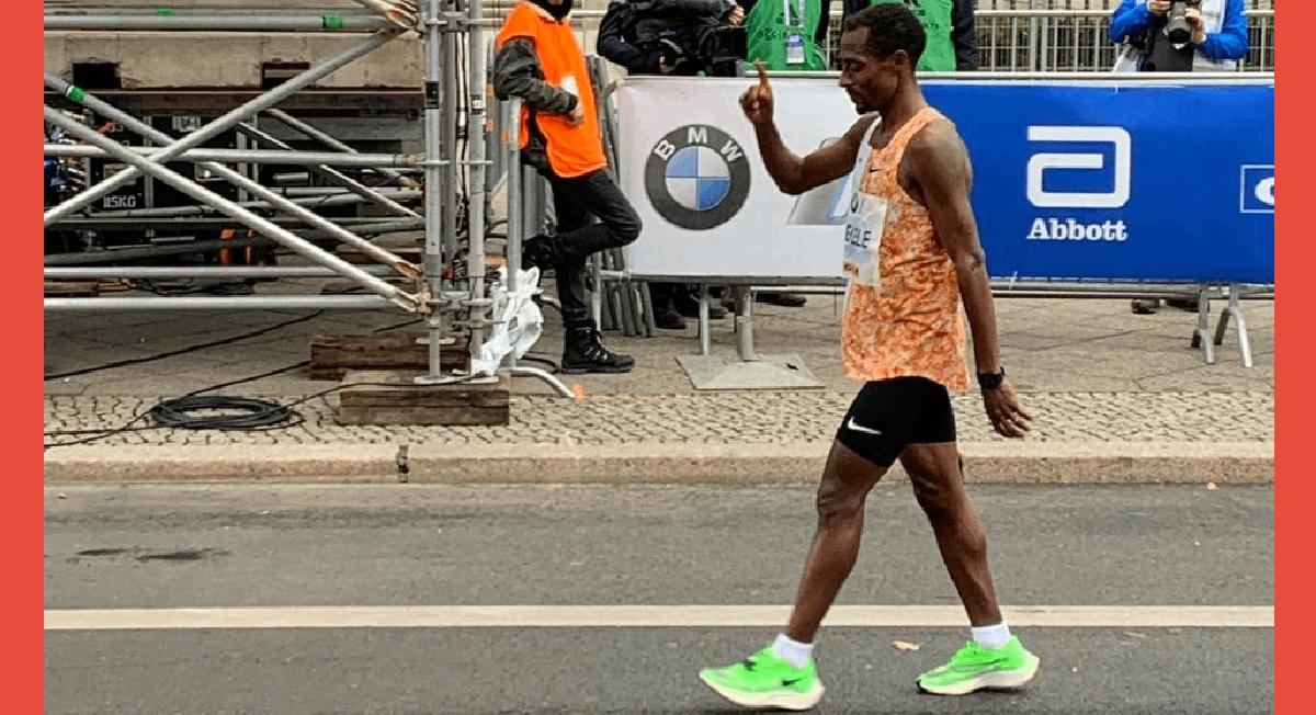 Com corrida virtual, atletas etíopes arrecadam fundos contra Covid-19