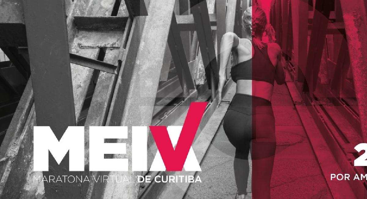Curitiba terá primeira Meia Maratona Virtual, veja como participar