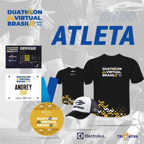 Duathlon Brasil Virtual Etapa Sul