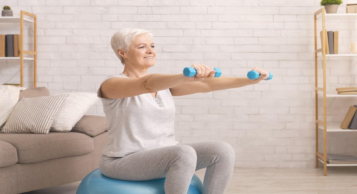 Fisioterapeuta alerta sobre a importância do exercício na terceira Idade