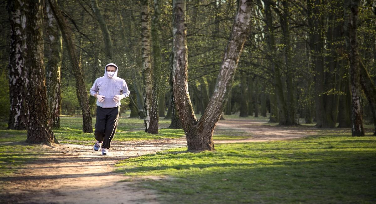 Praticar exercícios com máscara será a realidade pós isolamento social?