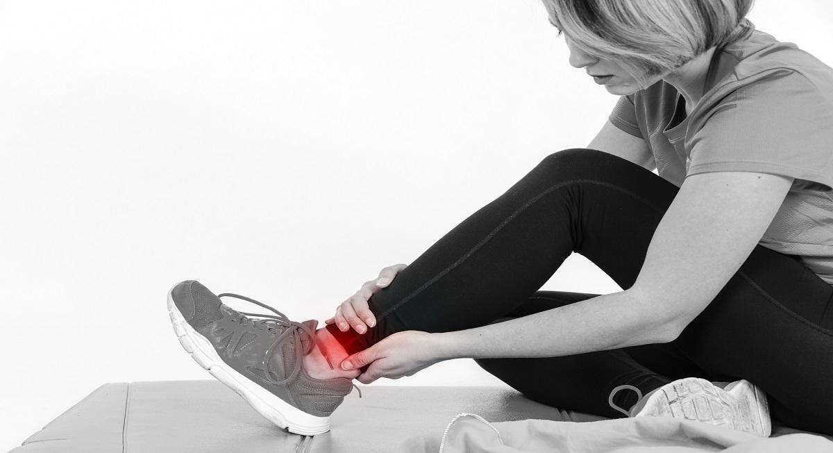 entenda os graus da lesão do tornozelo e como tratar