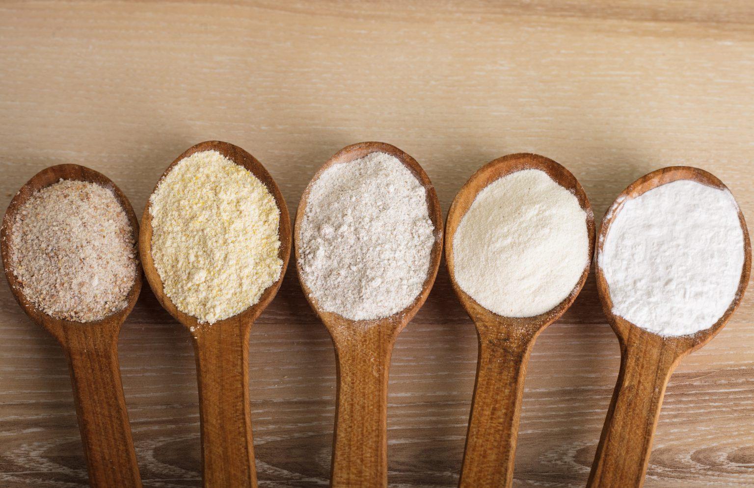 Saiba qual o tipo de farinha ideal para suas receitas funcionais