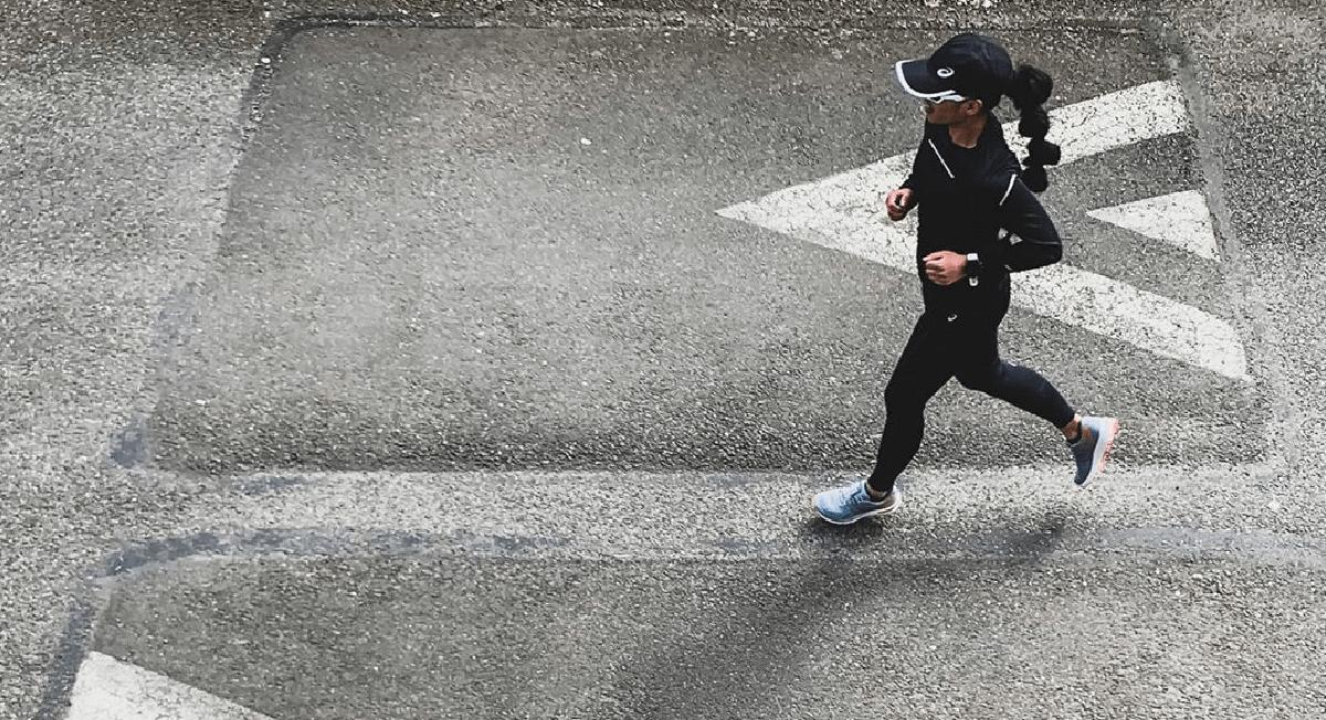 Pesquisa da Asics revela paixão pela corrida durante isolamento