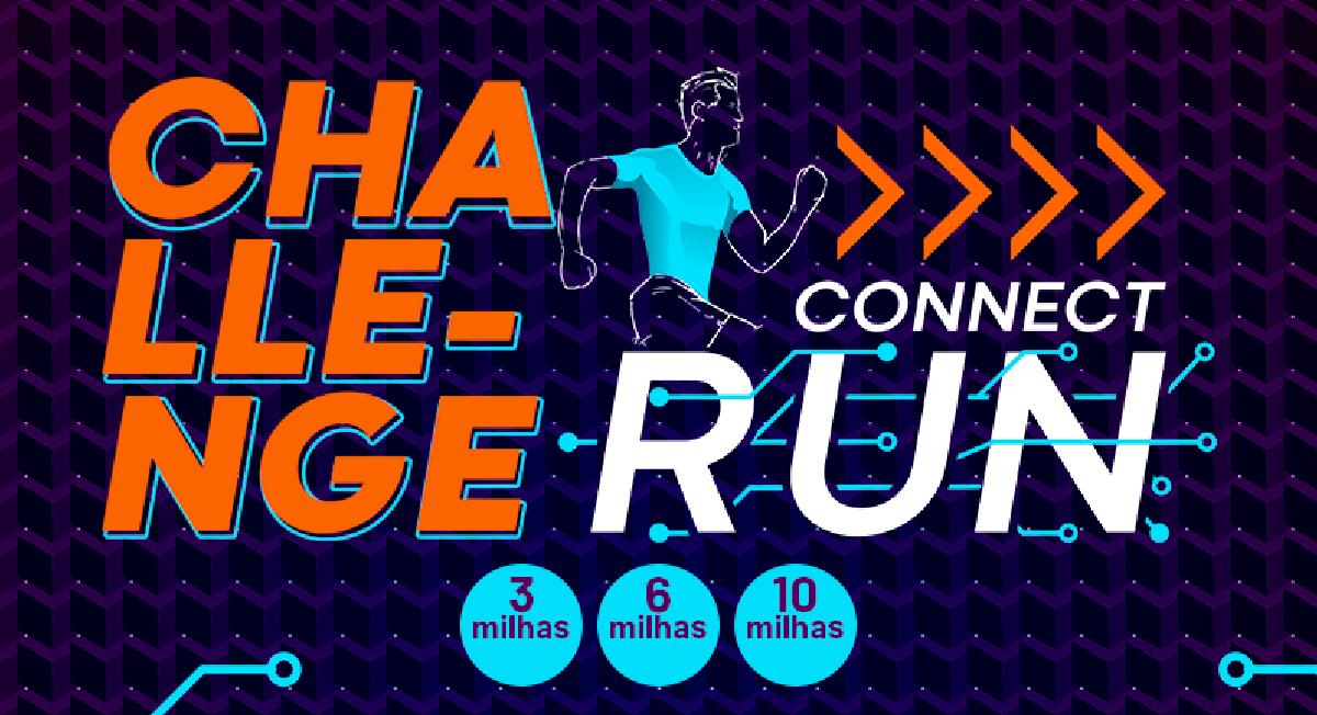 Challenge Connect Run: corrida reconecta atletas da grande Florianópolis