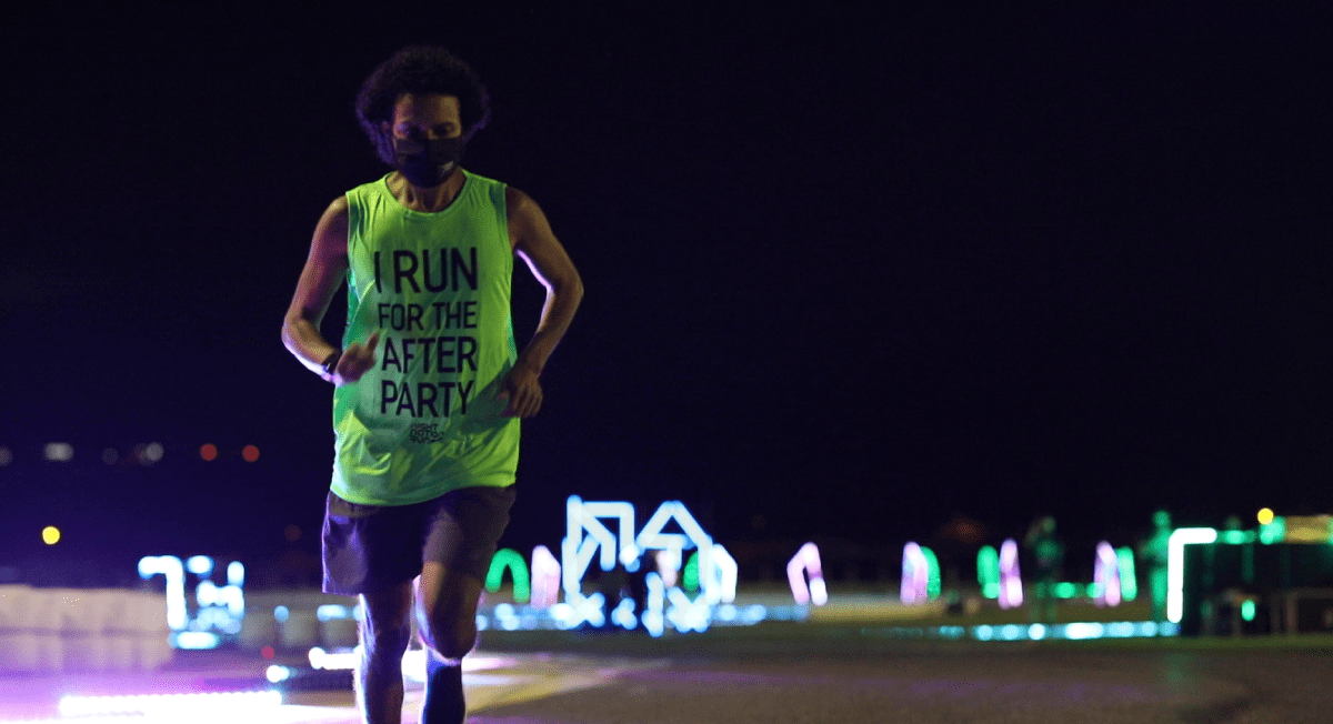 Night Nation Run Virtual apoia a Santa Casa