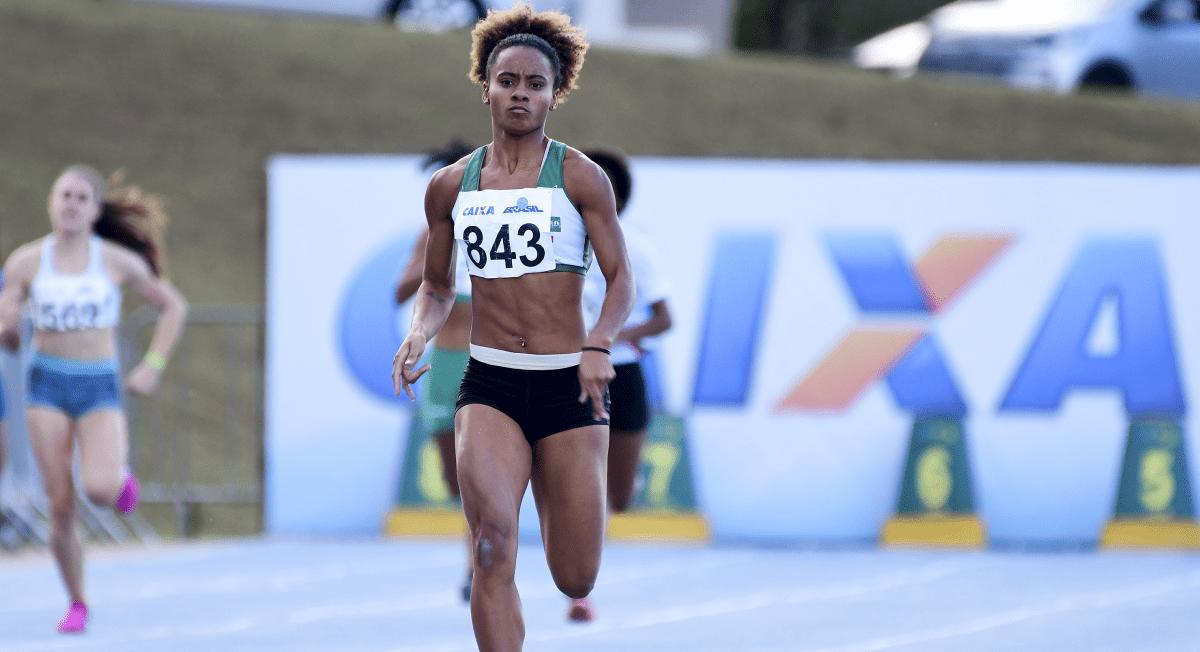 Tiffani Marinho vai brigar pelo índice olímpico dos 400 m