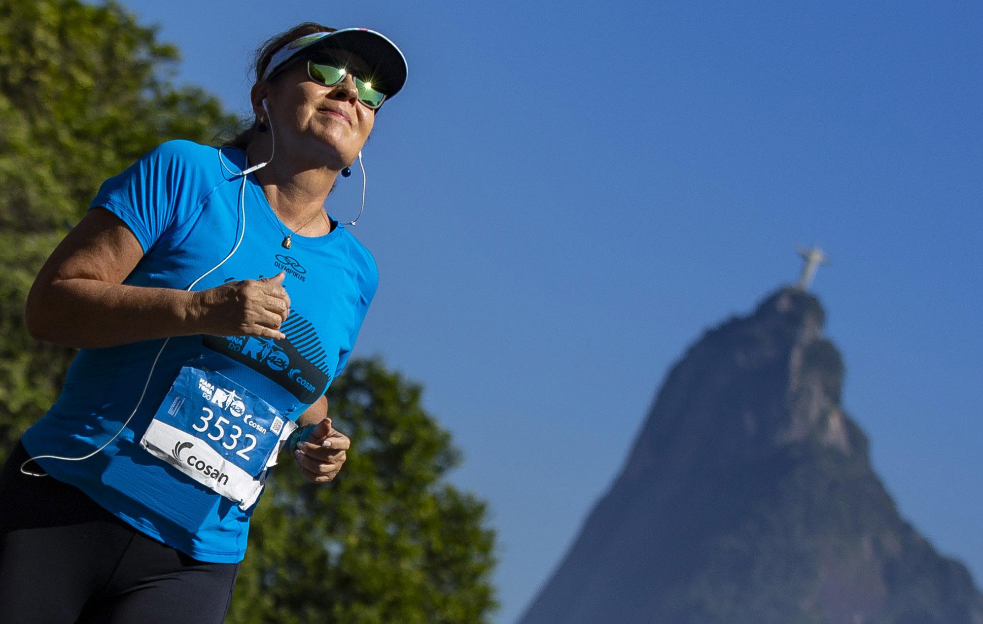 Maratona do Rio edição virtual 2020
