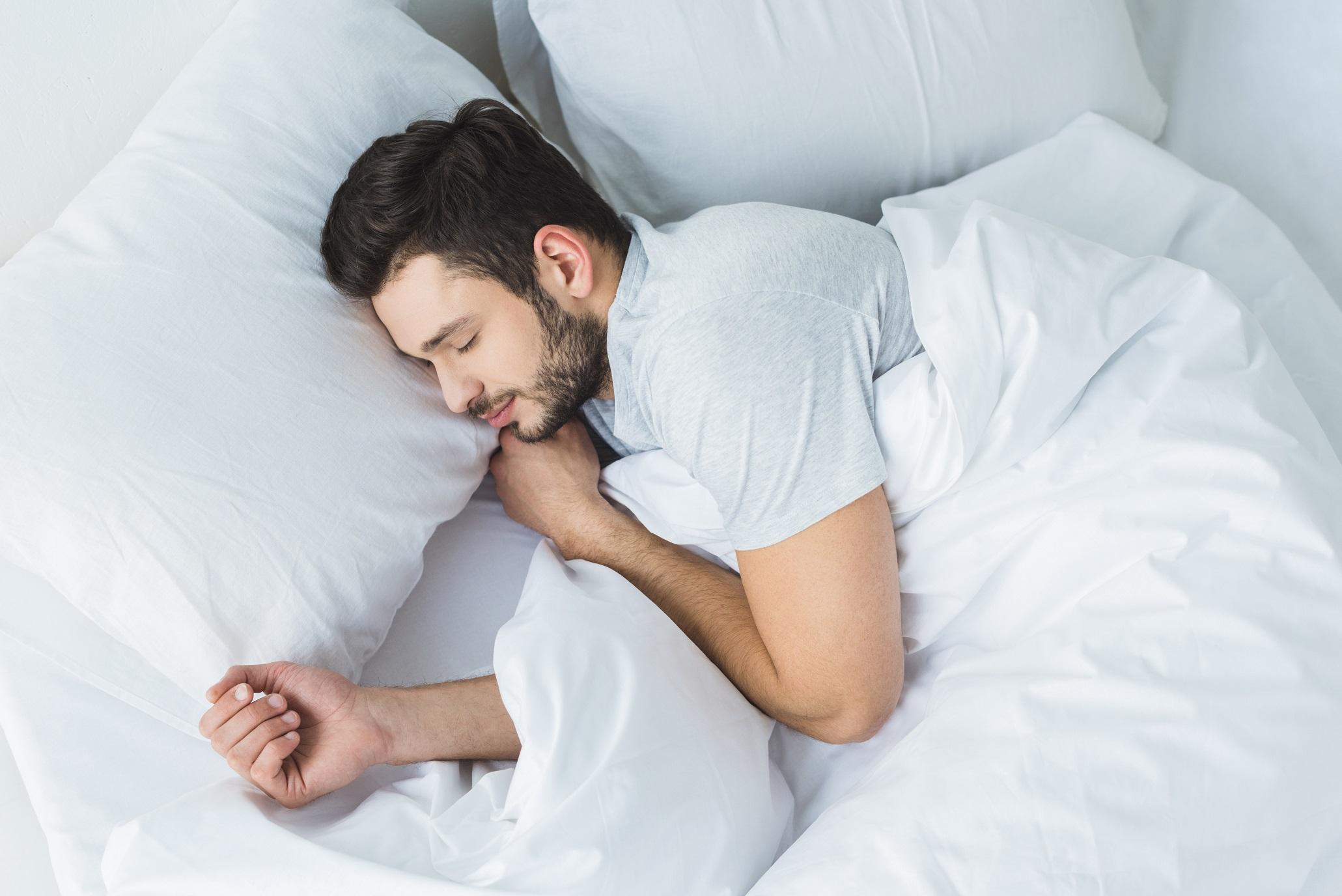 rotina do seu sono