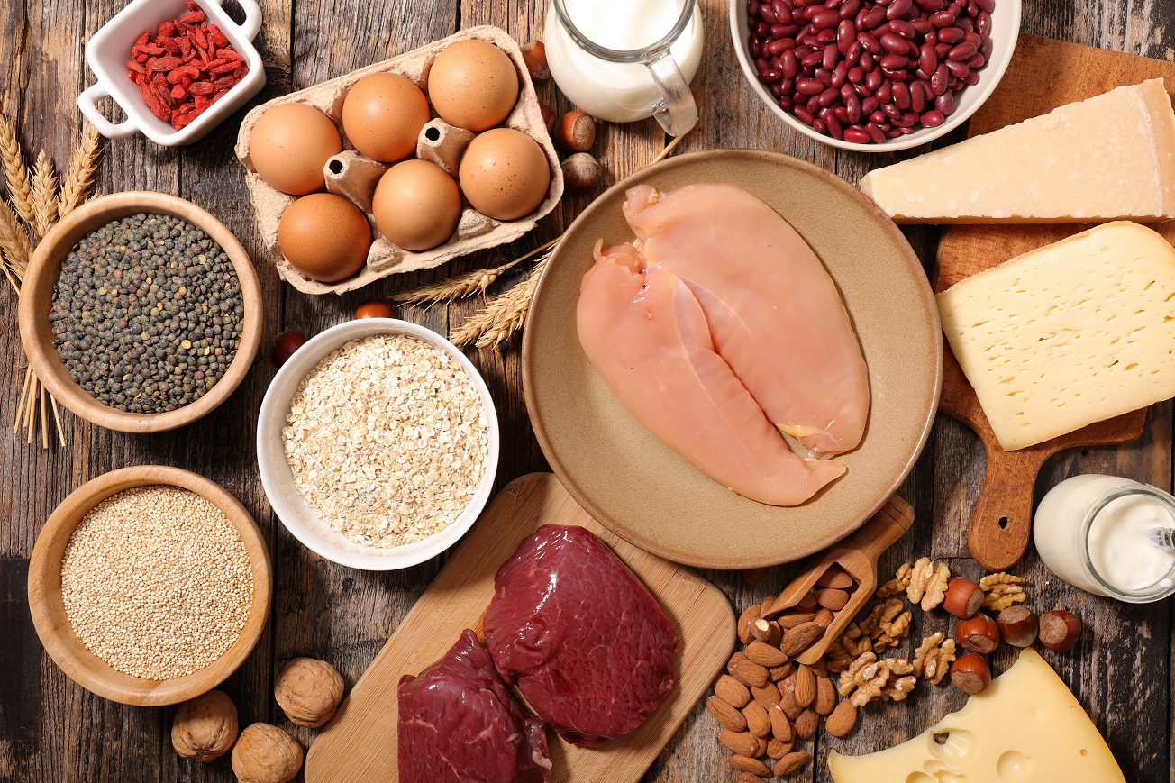 Consumir pouca proteína pode levar à obesidade Consumir pouca proteína pode levar à obesidade