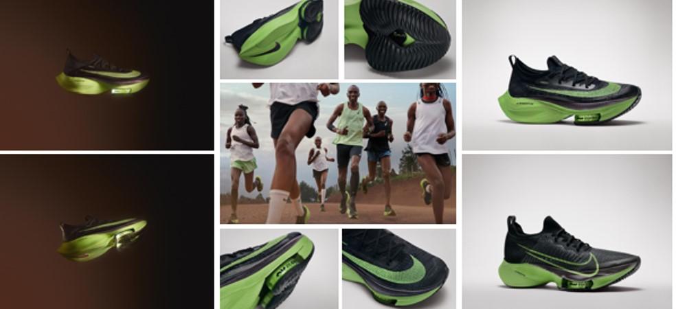 Nike Air Zoom Alphafly Next% chega ao mercado brasileiro, modelo é o mesmo usado por Kipchouge em Viena