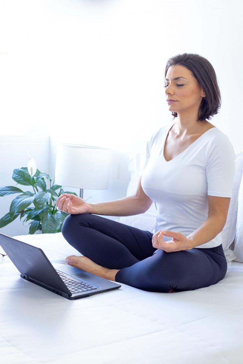 aplicativos para praticar meditação
