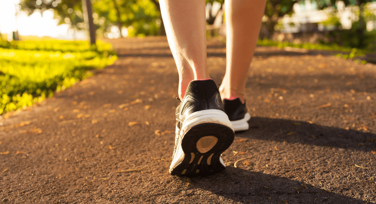 Conheça os principais benefícios da caminhada para a saúde