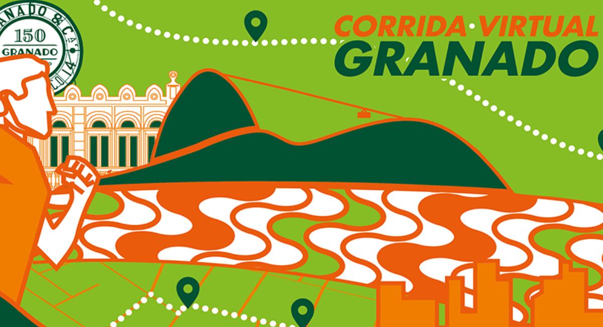 Granado lança corrida virtual para celebrar 150 anos de história