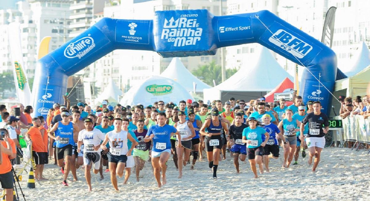 Circuito Rei e Rainha do Mar abre inscrições para duas etapas deste ano