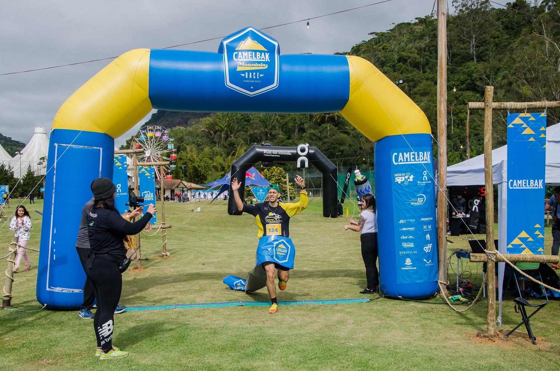 CamelBak Mountain Race estreia etapa Praias Selvagens, no Rio de Janeiro
