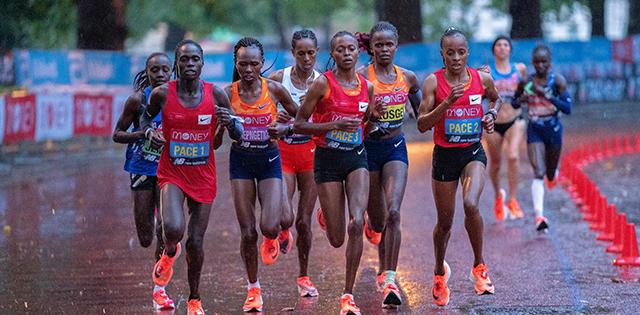 40ª Maratona de Londres foi histórica e de resultados imprevisíveis na prova masculina