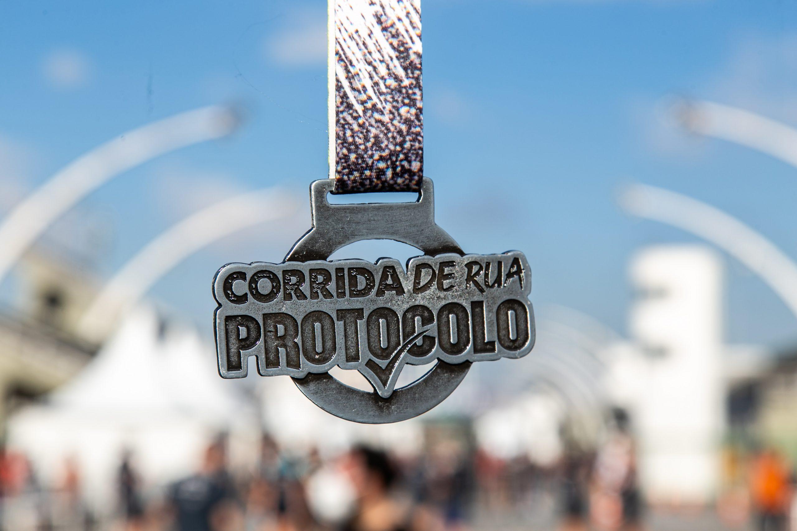 corrida verificação de protocolo