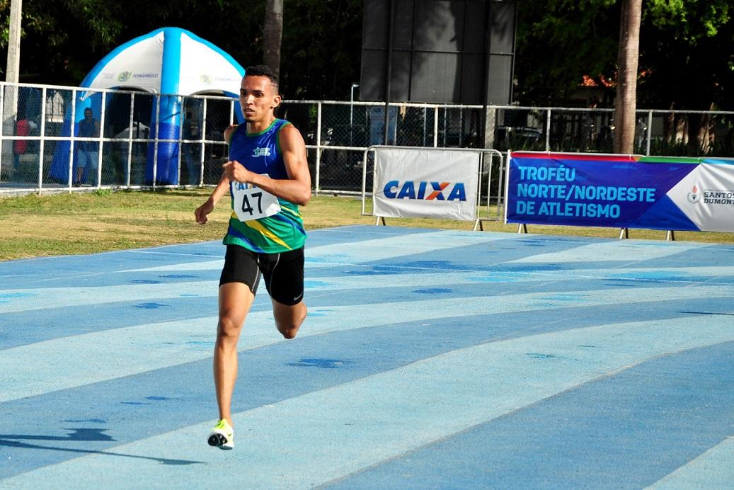 Pernambuco mantém a hegemonia no Troféu Norte-Nordeste de Atletismo