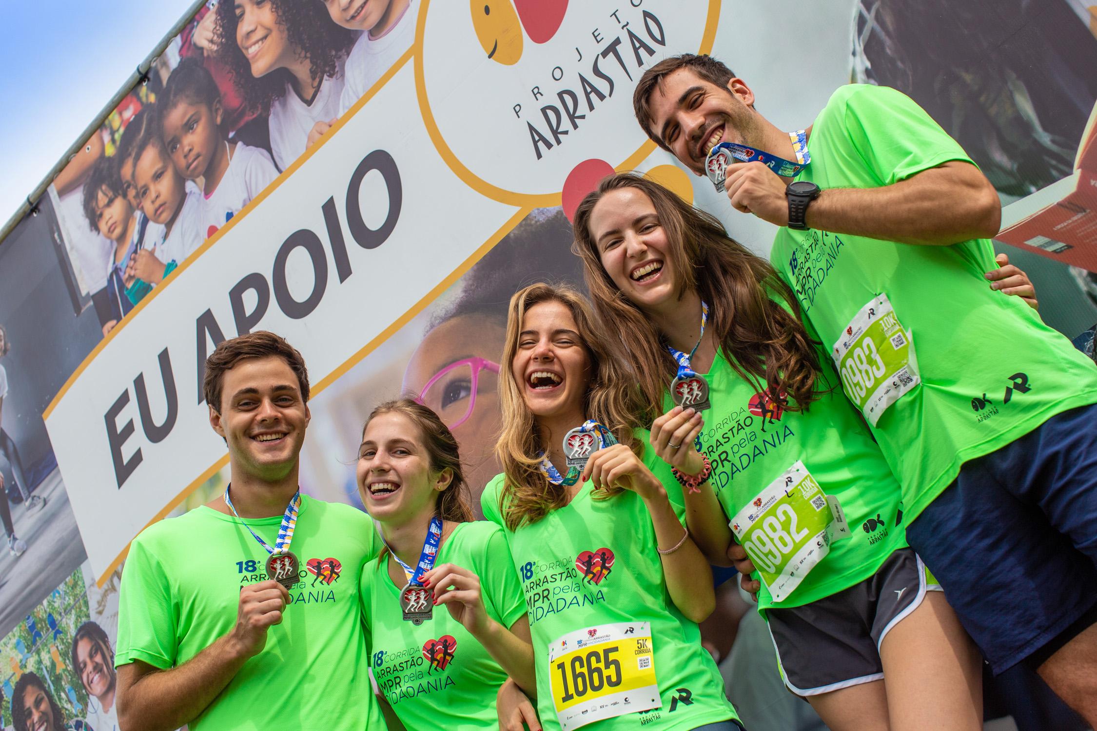 Corrida Arrastão MPR: corrida em prol do Projeto Arrastão será virtual; veja como participar