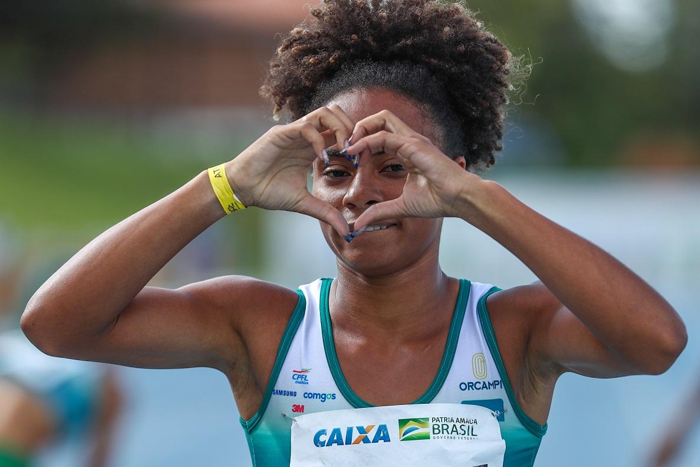 Cinco recordes do Brasileiro Caixa Sub-23 foram quebrados em Bragança