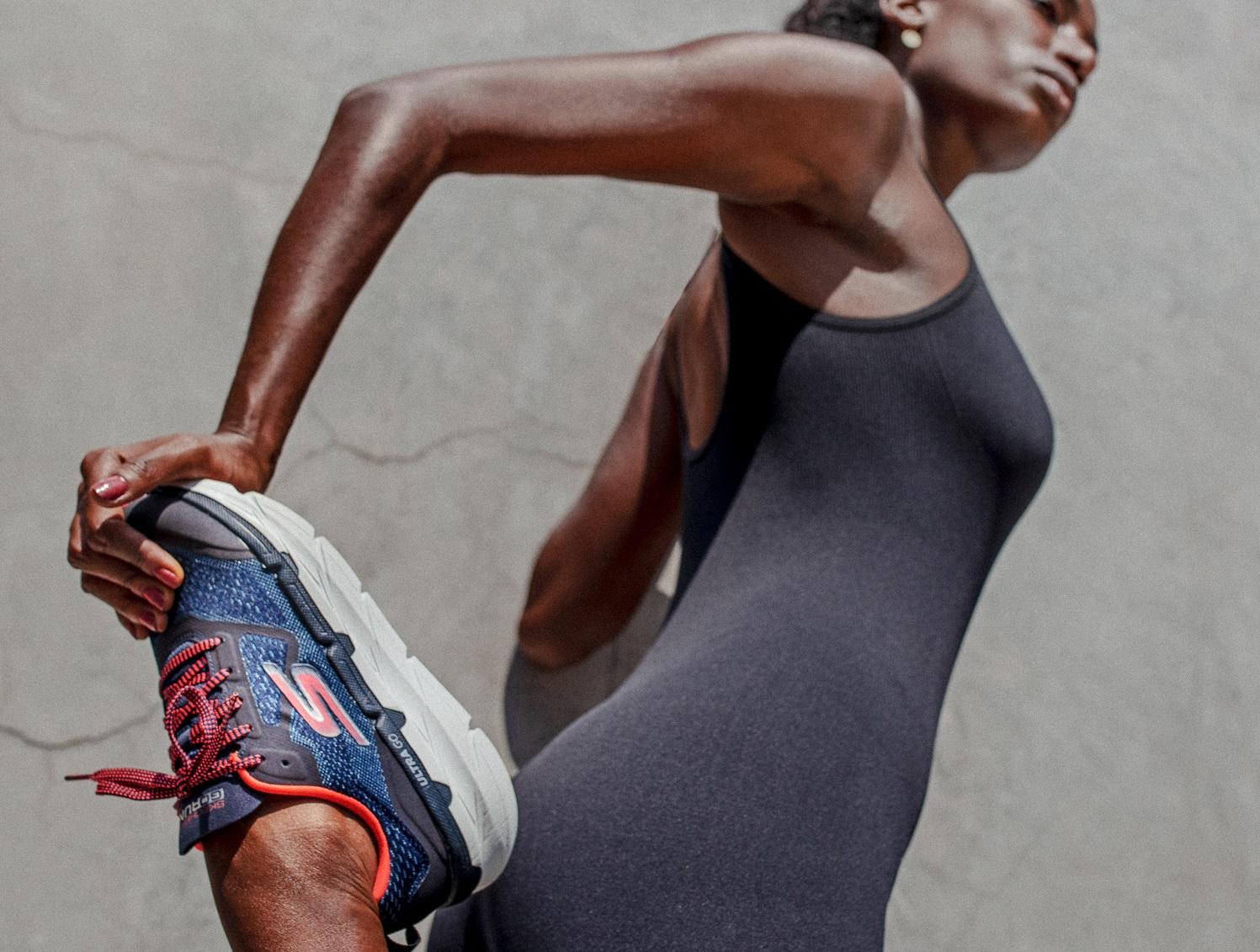 Skechers amplia linha de corrida Max Cushioning com novas cores