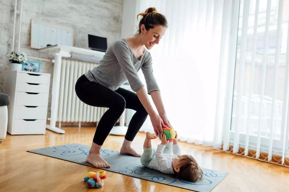 Educador físico dá dicas para recuperar boa forma após o parto