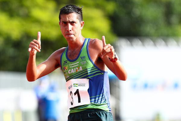 Caio Bonfim e a preparação com foco total nos Jogos Olímpicos