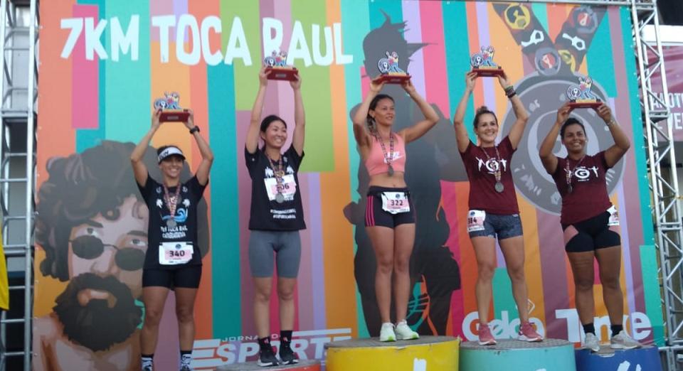 Paraty recebe '7 Km Toca Raul' no dia 30 de maio