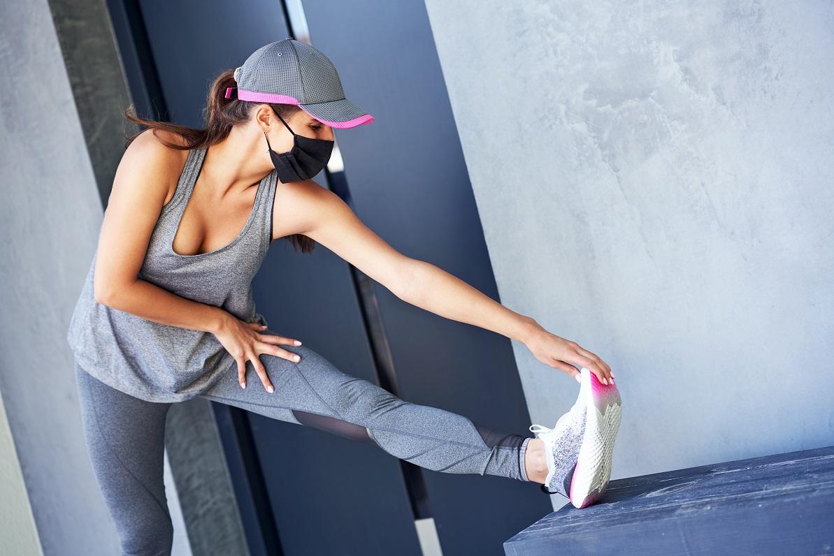 Estudo mostra que atividade física regular diminui riscos de casos graves de Covid