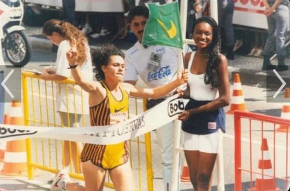 Roseli Machado, campeã da São Silvestre e atleta olímpica, morre de Covid aos 52 anos