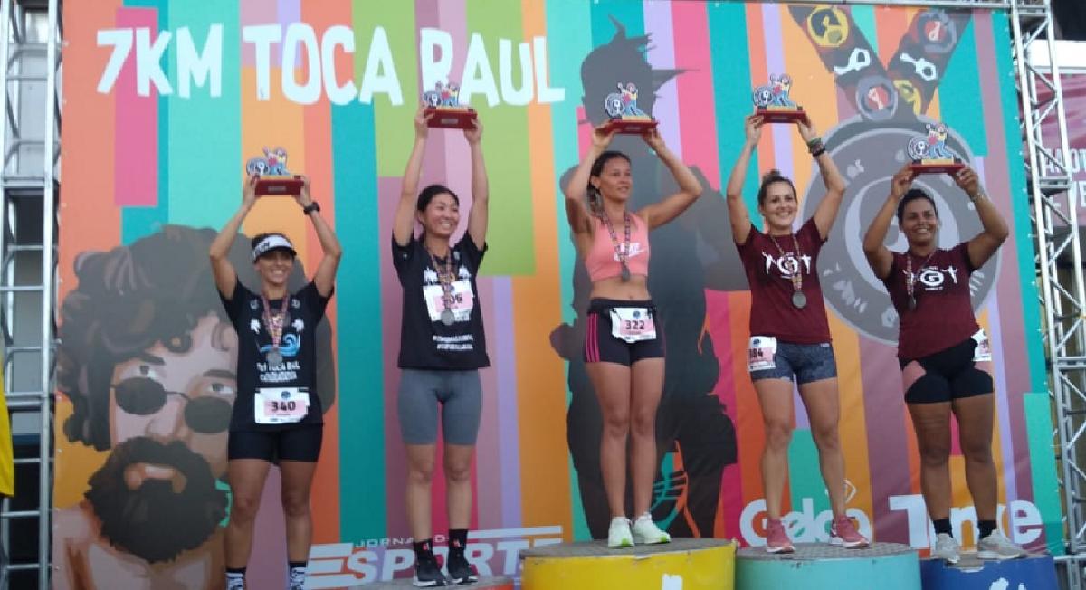 7km Toca Raul Paraty será evento híbrido, com corrida virtual e presencial
