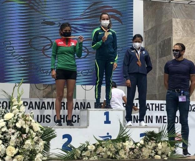 Brasil conquista três medalhas na Copa Pan-Americana de Marcha Atlética