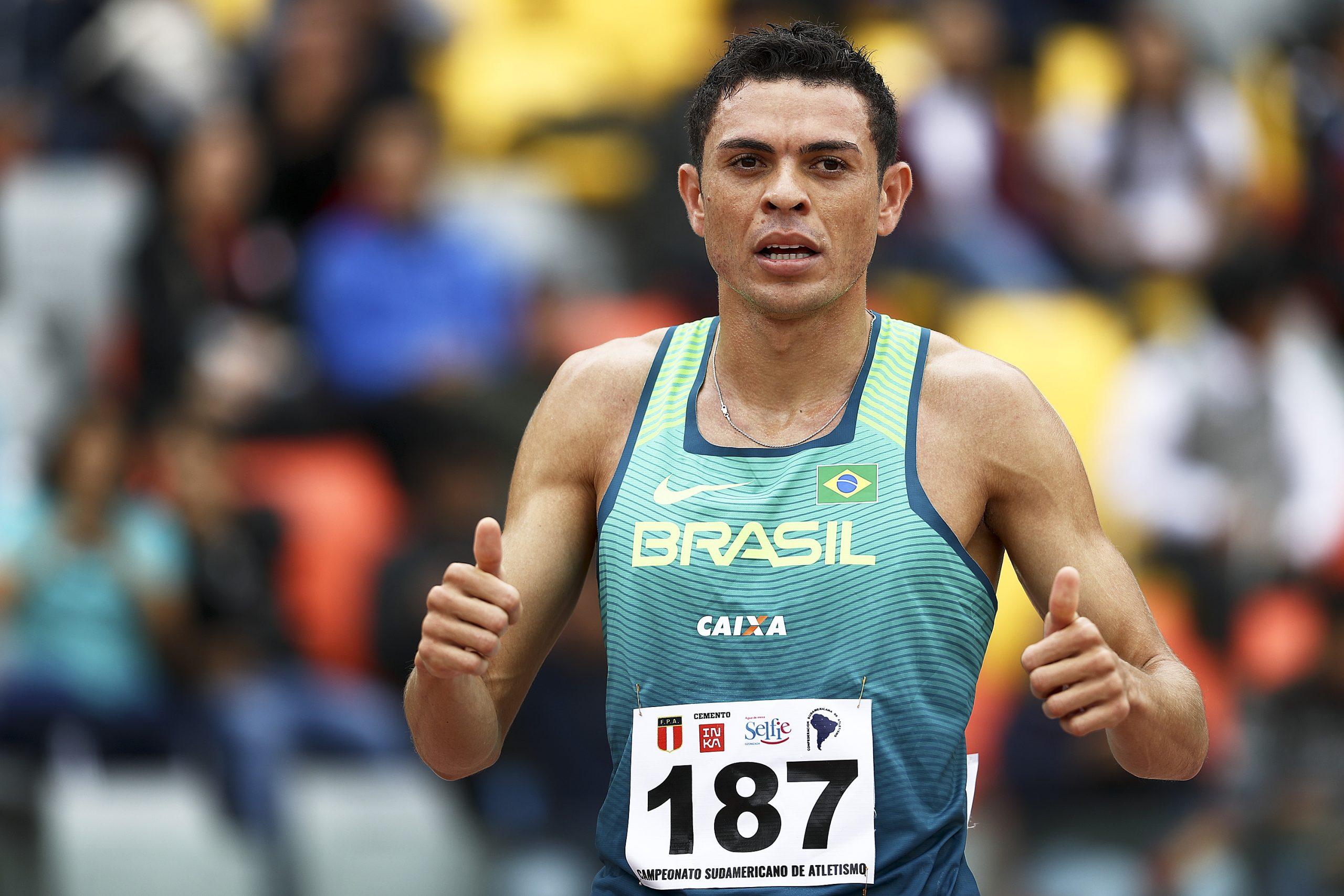 CBAt convoca a seleção para o Sul-Americano do Equador