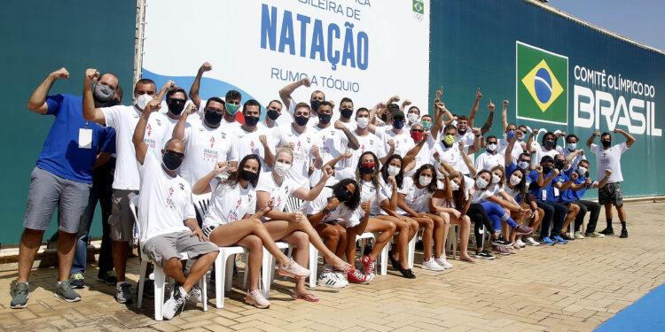 Conheça os nadadores brasileiros convocados para os Jogos de Tóquio