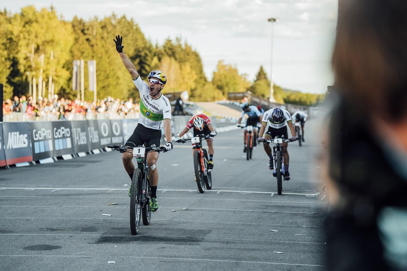 Atual campeão, Avancini reencontra etapa histórica da Copa do Mundo de MTB