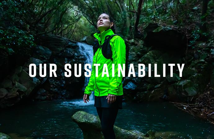 Mizuno amplia esforços globais de sustentabilidade e promete neutralizar carbono até 2050