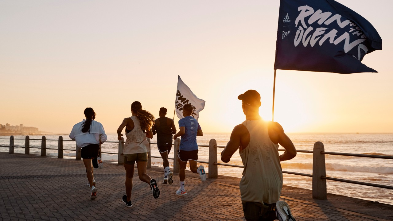 Run for the oceans: corrida Adidas para acabar com plástico nos oceanos está de volta